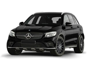 Pre-Owned 2017 Mercedes-Benz AMG GLC 43 4MATIC SUV Des Moines IA