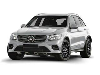certified used 2017 Mercedes-Benz AMG GLC 43 4MATIC SUV Covington, LA