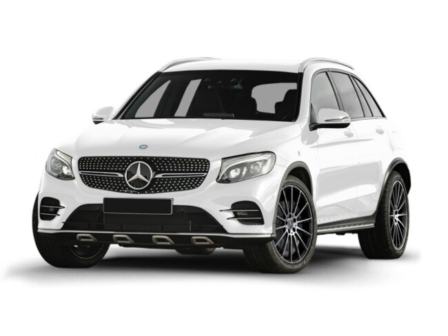 Used 2017 Mercedes Benz Mercedes Amg Glc Amg Glc 43 4matic Suv For