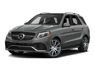 2017 Mercedes-Benz AMG GLE 43 4MATIC SUV