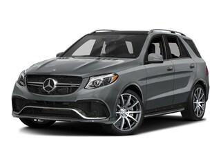Used 2017 Mercedes-Benz AMG GLE 43 4MATIC SUV in Grand Rapids, MI