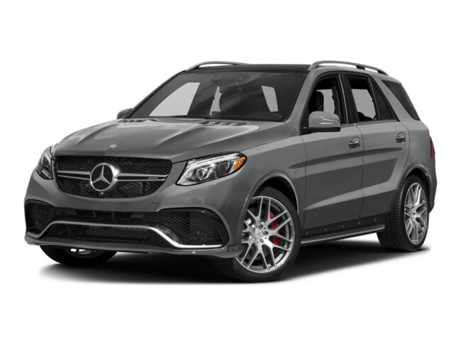 2017 Mercedes-Benz AMG GLE 63 S 4MATIC SUV For Sale in State College, PA