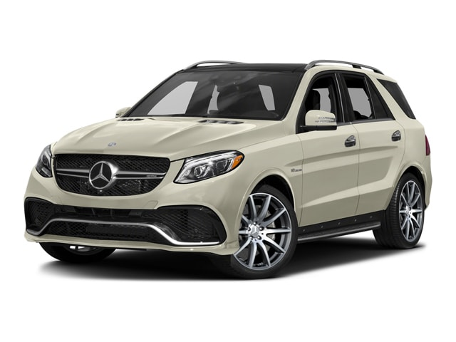 2017 Mercedes-Benz AMG GLE63 4MATIC SUV