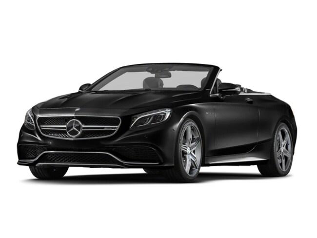 New Mercedes-Benz 2017 Mercedes-Benz AMG S 63 Cabriolet Santa Clarita