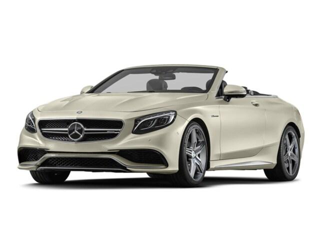 2017 Mercedes-Benz AMG S 63 S 63 AMG® Cabriolet