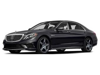 Pre-Owned 2017 Mercedes-Benz AMG S 63 4MATIC Sedan 521411 in Columbus, GA