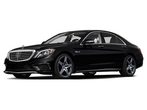 2017 Mercedes-Benz AMG S 63 4MATIC® Sedan