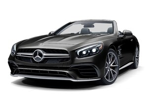 2017 Mercedes-Benz AMG SL 63 Roadster