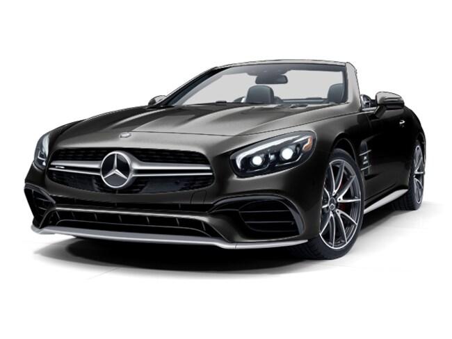 Used 2017 Mercedes-Benz AMG SL 63 AMG SL 63  Roadster Roadster for sale in Santa Monica, CA