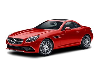 Used 2017 Mercedes-Benz AMG SLC 43 Roadster in Belmont