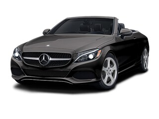 Certified 2017 Mercedes-Benz C-Class C 300 Cabriolet in Fort Myers