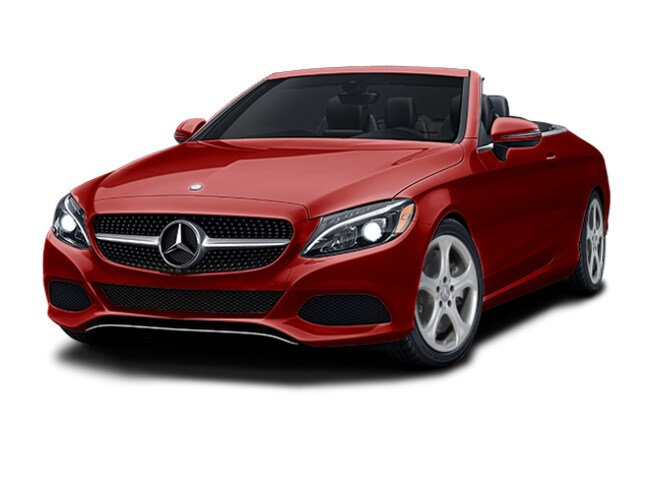 New 2017 Mercedes-Benz C-Class C 300 Cabriolet in Glendale, near Los Angeles