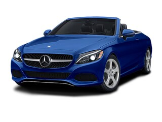 New 2017 Mercedes-Benz C-Class C 300 4MATIC Cabriolet for sale in Walnut Creek, CA