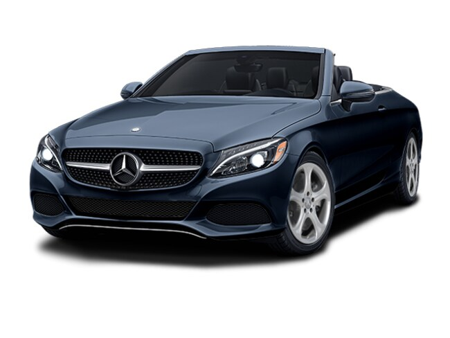 Certified Pre-Owned 2017 Mercedes-Benz C-Class C 300 4MATIC Cabriolet for sale in Denver, CO