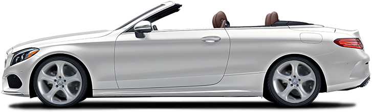 2017 Mercedes-Benz C-Class Cabriolet C 300 4MATIC