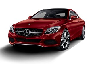 New 2017 Mercedes-Benz C-Class C 300 4MATIC Coupe for sale in Walnut Creek, CA
