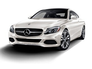 Certified pre-owned 2017 Mercedes-Benz C-Class C 300 4MATIC Coupe for sale near you in Arlington, VA