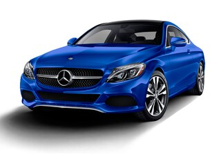 2017 Mercedes-Benz C-Class C 300  Coupe Coupe