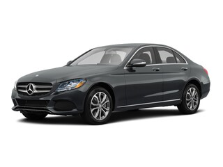 Certified 2017 Mercedes-Benz C-Class C 300 Sedan Des Moines IA