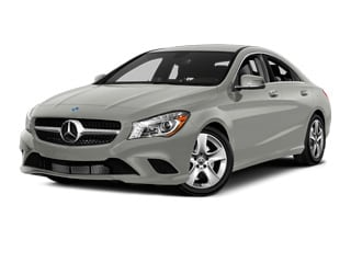 2017 Mercedes-Benz CLA 250 Coupe Polar Silver Metallic