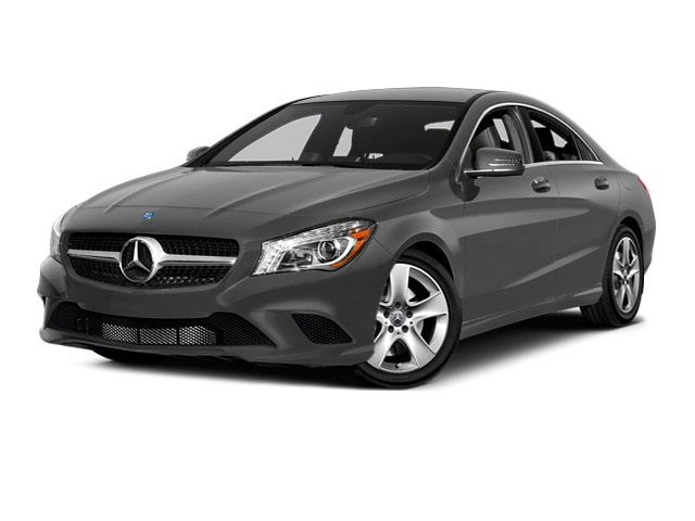 2017 Mercedes-Benz CLA 4MATIC Coupe