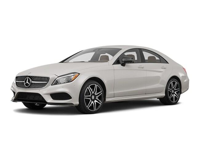 New 2017 mercedes benz cls 550 auto milwaukee waukesha wi for Mercedes benz waukesha
