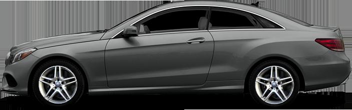 2017 Mercedes-Benz E-Class Coupe E 550