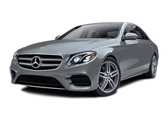 2017 Mercedes-Benz E-Class E300 4MATIC Sport w/Pano Sedan