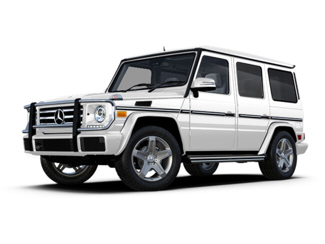 New 2017 Mercedes-Benz G-Class G 550 4MATIC for sale in Fort Myers, FL