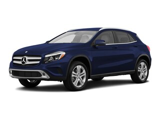 2017 Mercedes-Benz GLA GLA 250 4matic® SUV
