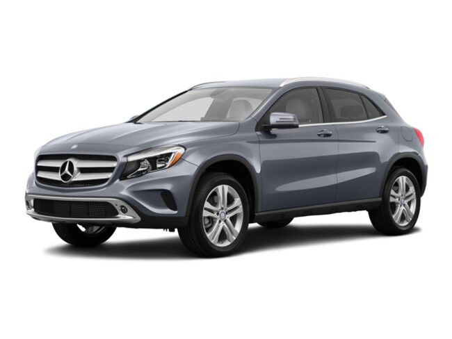 2017 Mercedes-Benz GLA GLA 250 4MATIC AWD GLA 250 4MATIC  SUV