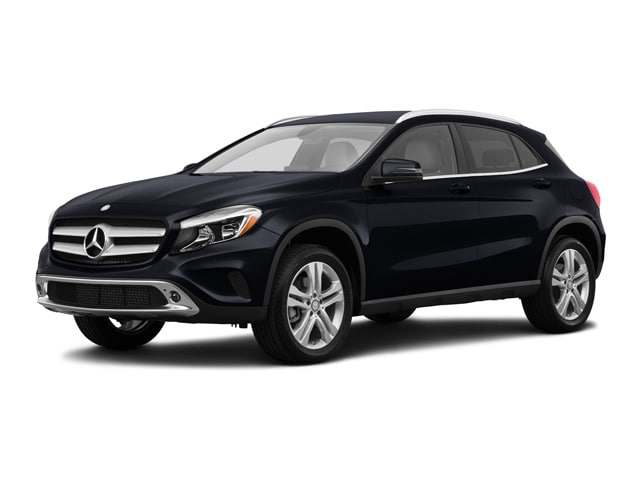 2017 Mercedes Benz GLA 250 4MATIC SUV