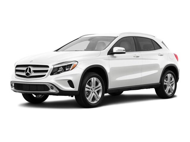 2017 Mercedes-Benz GLA 4MATIC SUV