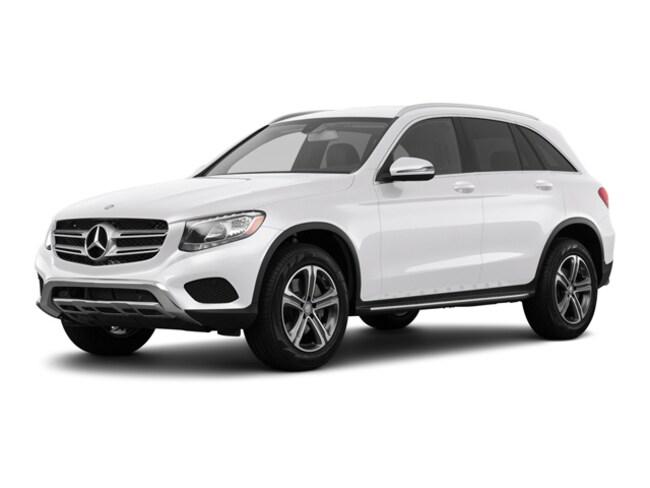 Certified Used 2017 Mercedes-Benz GLC 300 GLC 300  SUV SUV in Santa Monica