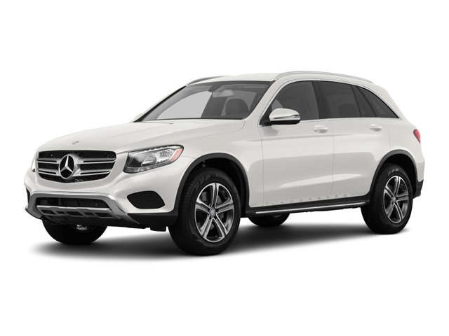 2017 Mercedes Benz GLC 300 SUV