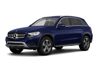 2017 Mercedes-Benz GLC 300 GLC 300 4MATIC SUV