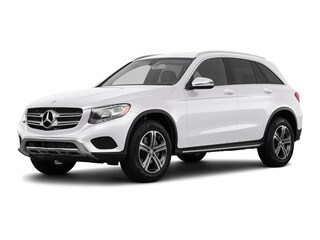 2017 Mercedes-Benz GLC 300 4MATIC SUV