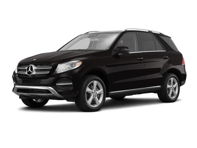 2017 Mercedes-Benz GLE 350 Base SUV