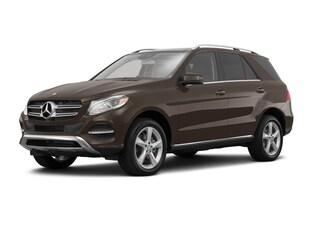 2017 Mercedes-Benz GLE 350 4MATIC SUV