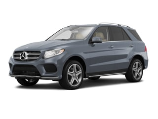 2017 Mercedes-Benz GLE 400 SUV Selenite Gray Metallic