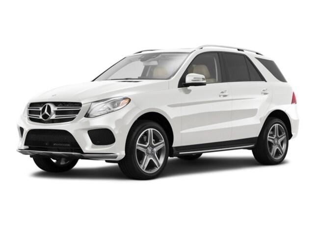 2017 Mercedes-Benz GLE GLE 400 SUV
