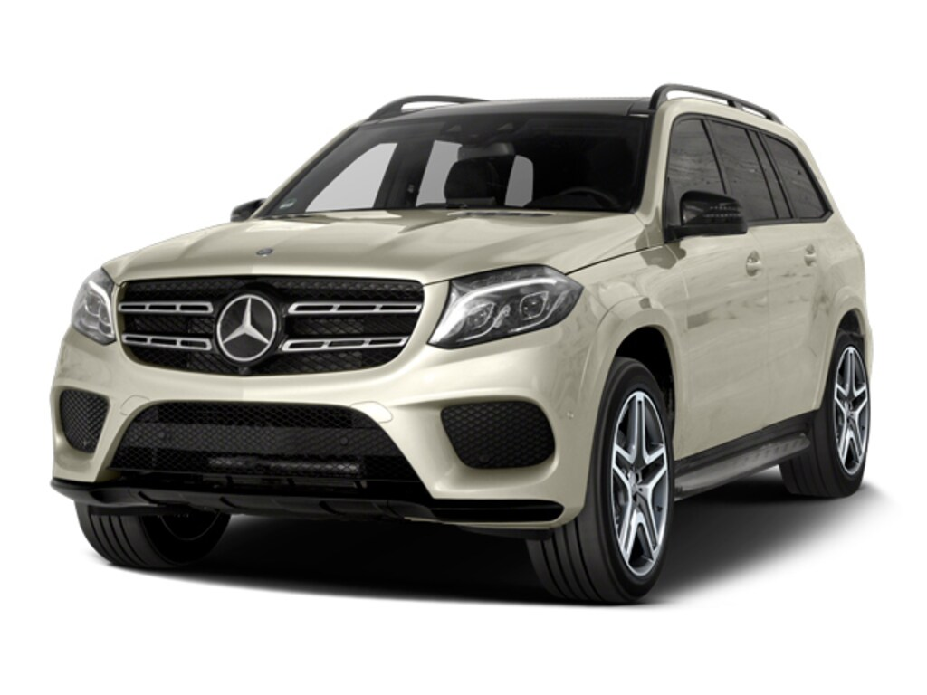 2017 Pre-Owned Mercedes-Benz GLS 550 SUV 4MATIC For Sale at Park Place  Dealerships | MC28499