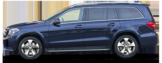 2017 Mercedes-Benz GLS450 SUV 4MATIC