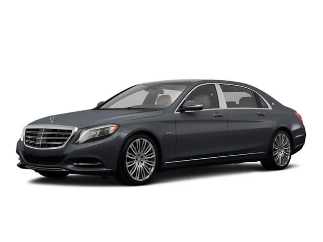 2017 Mercedes-Benz Maybach S 600 Sedan