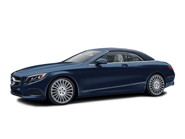 2017 Mercedes Benz S Class Cabriolet Fort Lauderdale