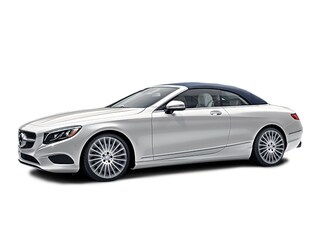New 2017 Mercedes-Benz S-Class S 550 Cabriolet H027890 in Boston, MA