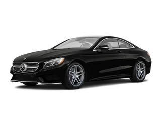 2017 Mercedes-Benz S-Class S 550 Coupe