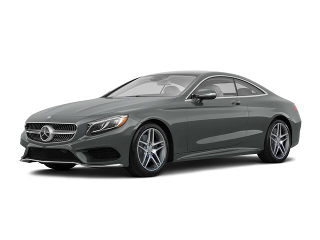 Used 2017 Mercedes Benz S Class S 550 4matic Coupe Coupe Near Los Angeles