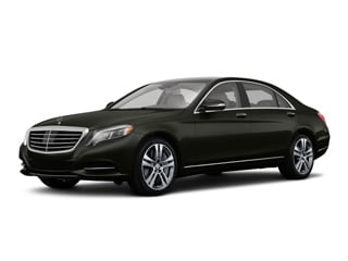 2017 Mercedes-Benz S-Class Sedan Verde Brook Metallic