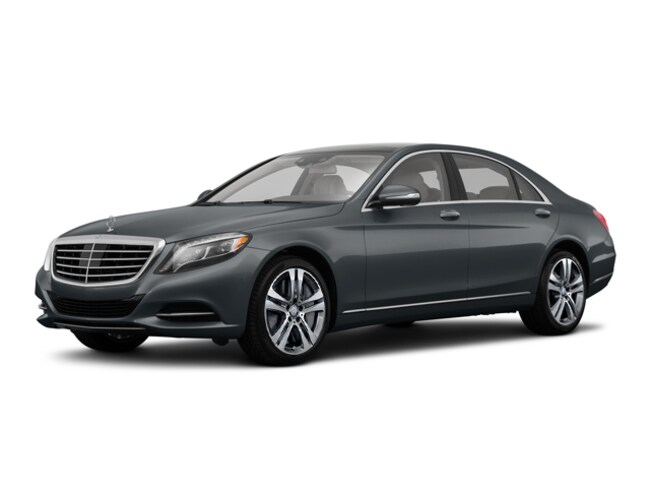 2017 Mercedes-Benz S-Class S 550 4MATIC Sedan